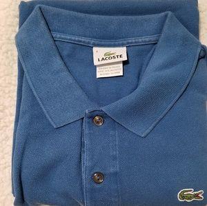 Lacoste Size 8 XL Polo T Shirt